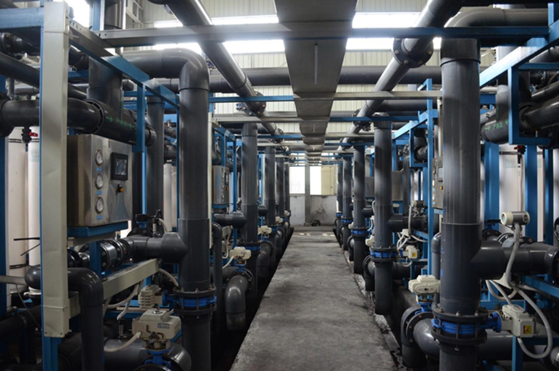 大型污水处理厂安装业务